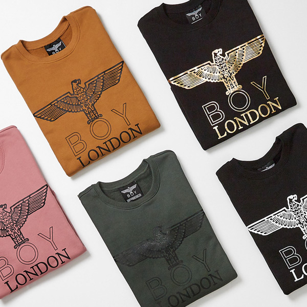 BOY LONDON (KOREA)BOY LONDONBRT LOGO STYLE #09-10
